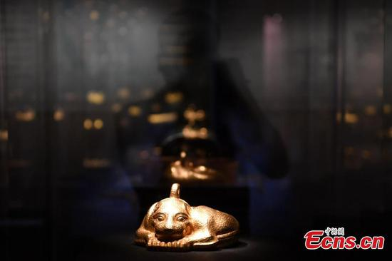 Largest goldware exhibition held in Chengdu