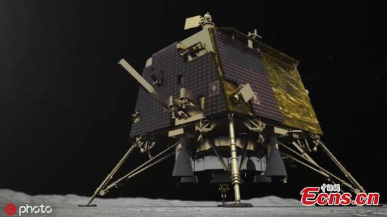 India locates Chandrayaan-2 lunar lander lost on final approach to Moon