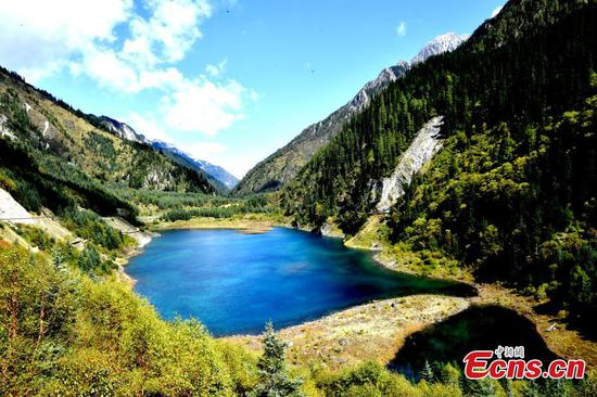 Famed Chinese scenic spot Jiuzhaigou to reopen