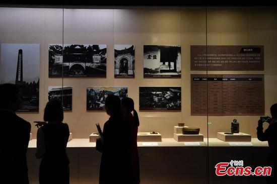 Long March history exhibition opens in Kunming